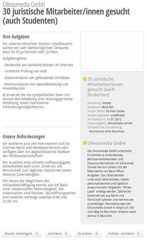 Olivosmedia Anzeige (Large)